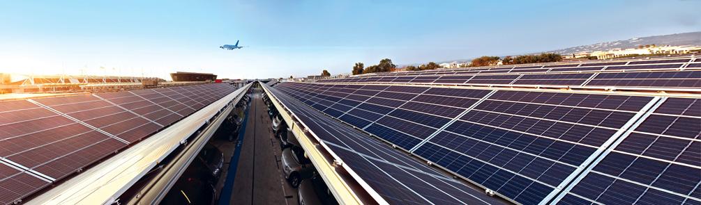 ombrières photovoltaïques
